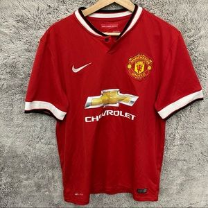 Manchester United Nike Dri Fit Shirt